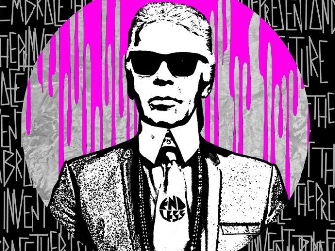 Pitti Uomo 96: Il Brand Karl Lagerfeld rende omaggio al grande stilista