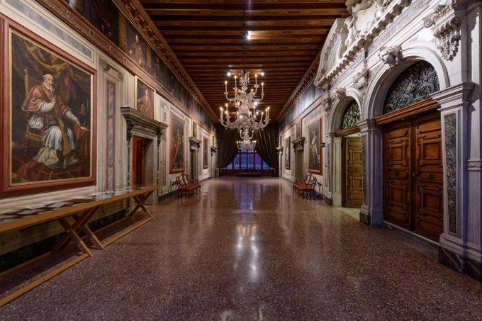 Michele Miglionico ospite al Museo di Palazzo Mocenigo - Venezia