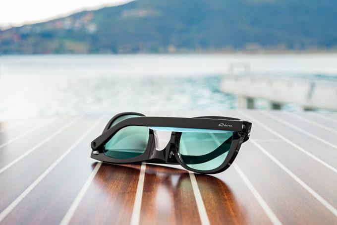 RIVA: i nuovi occhiali Riva by Movitra rivoluzionano l'eyewear
