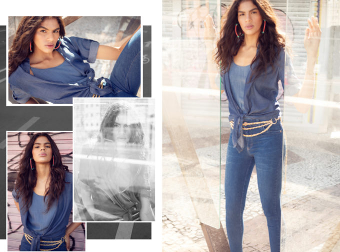 Sisal Jeans Campaign by Mario Lopes feat.Thalita Farias