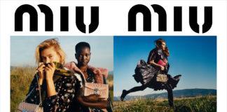 """Paws Up"" La Campagna Pubblicitaria Miu Miu AI 2019"