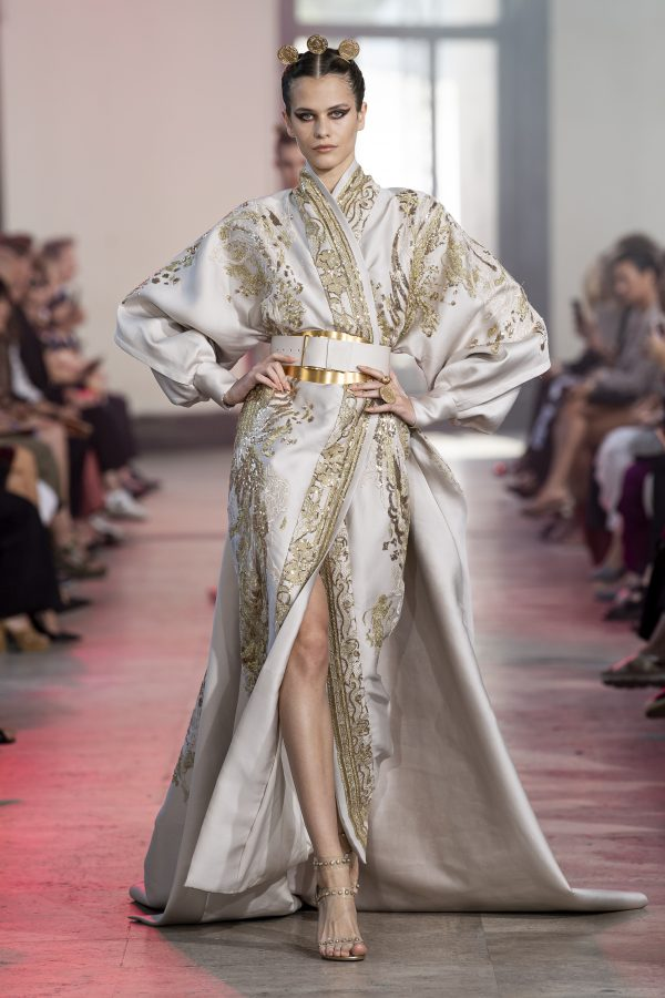 CHARMS OF CHINA ELIE SAAB Haute Couture Fall-Winter 20192020