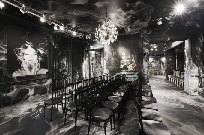 Dior - Penny Slinger for Chiuri's Haute Couture
