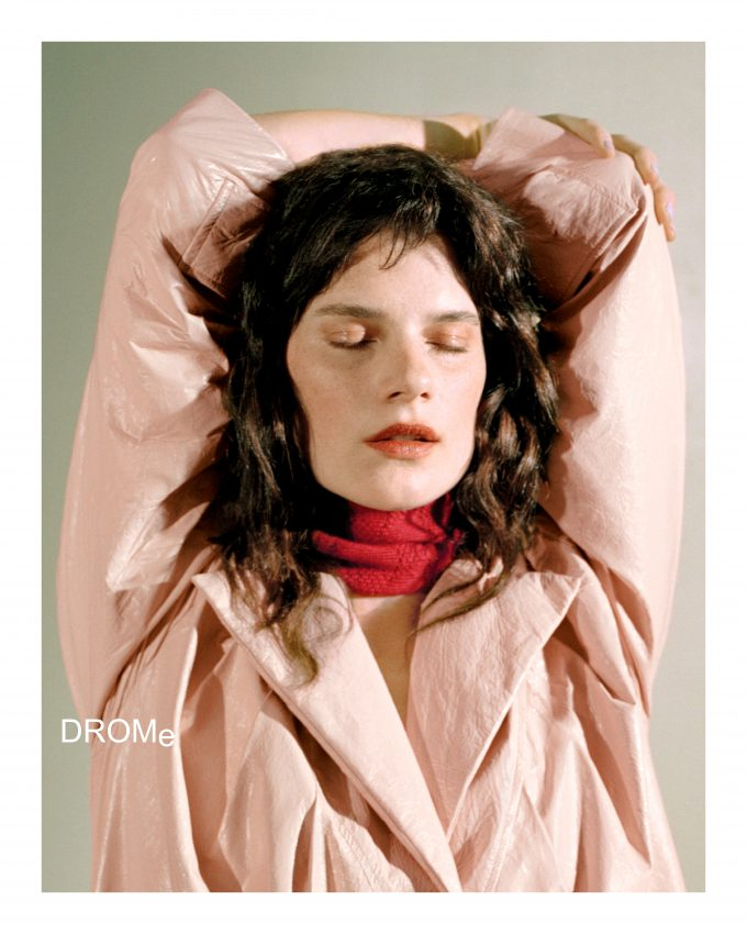 DROMe Fall Winter 2019/20 ADVCampaign by Danielle Neu