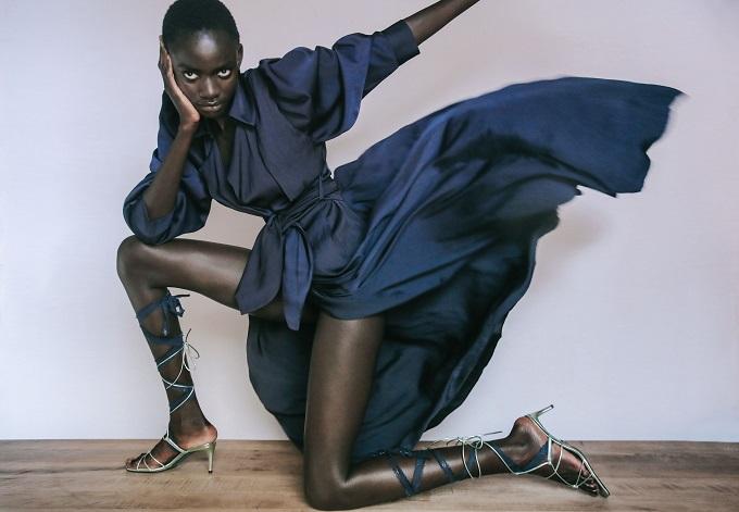 Debutta la nuova campagna Romeo Gigli SS20 fashionpress.it