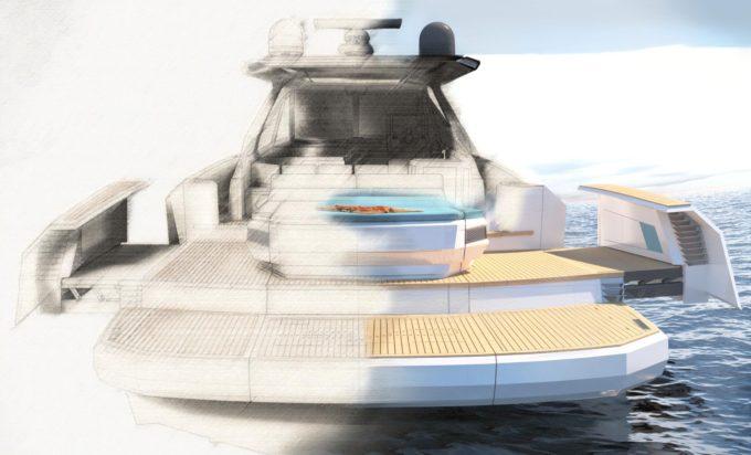 Evo R6 debutta al Cannes Yachting Festival