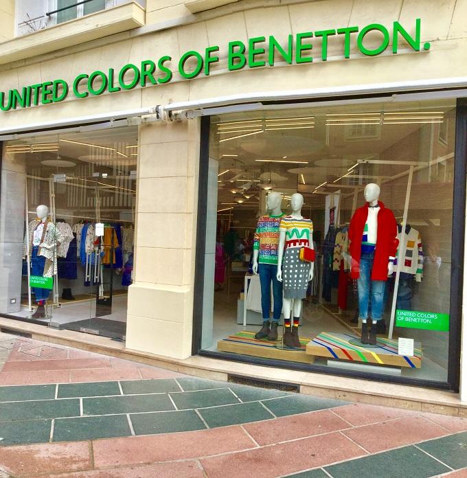 I Colori diBenetton a Deauville