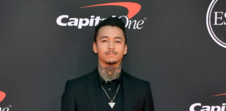 Nyjah Huston indossa Burberry