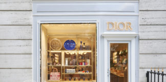 Dior Maison at 28 Avenue Montaigne