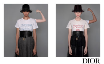Dior Campaign FW19-20: The rebel elegance of the Teddy Girls