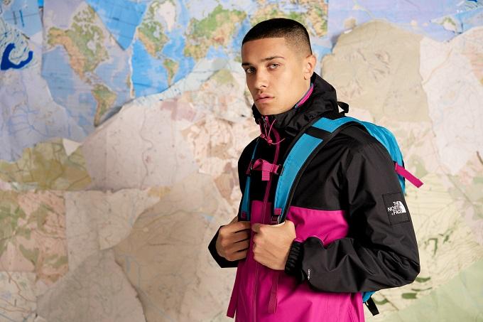 Capsule Collection ispirata allo streetwear anni '90 firmata The North Face