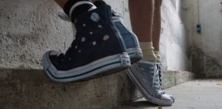 Converse Chuck Taylor Moon Tales inspired by Giorgio Ciccone