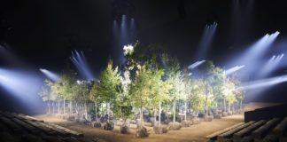 Maria Grazia Chiuri created an inclusive garden for Dior Spring-Summer 2020