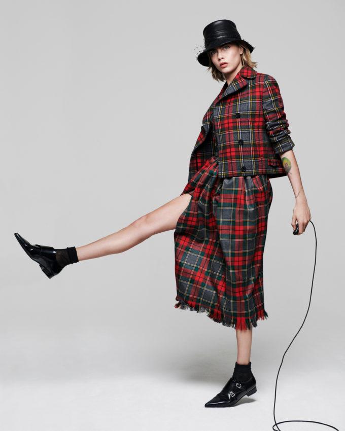 Dior presents Cara by Cara fashionpress.it