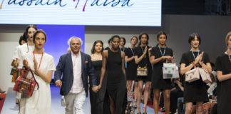 Milano Fashion Week – Presentazione delle luxury bags by Hussain Harba
