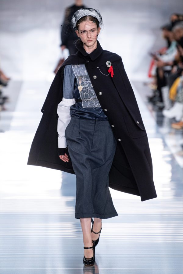 Maison Margiela, John Galliano rilegge l'unisex  Fashionpress.it