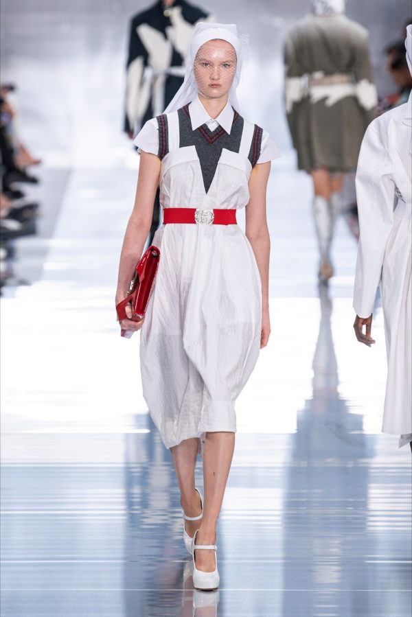Maison Margiela,John Galliano rilegge l'unisex Fashionpress.it