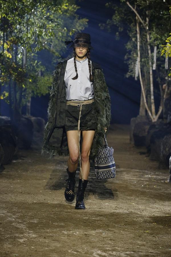 Maria Grazia Chiuri svela il giardino segreto di Catherine Dior Fashionpress.it