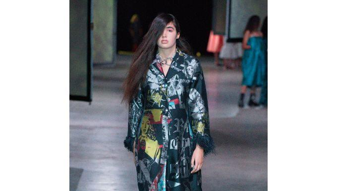 Marques' Almeida Ready To Wear Spring Summer 2020 London fashionpress.it