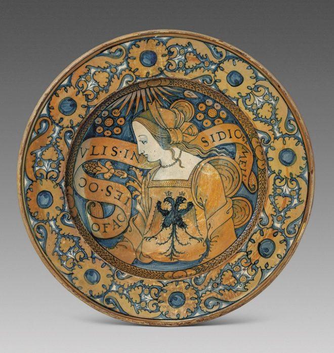 """Ad Urbino """"Raphael Ware"""", la grande maiolica rinascimentale"""