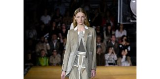 The Burberry Spring/Summer 2020 Show in pictures