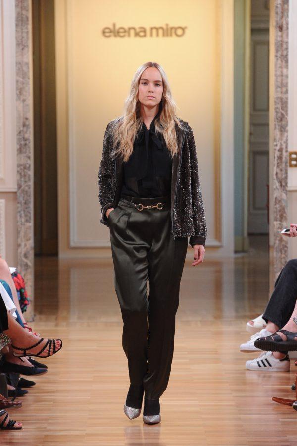 Vanessa Incontrada per Elena Mirò la luce, il fascino e la femminilità fashionpress.it