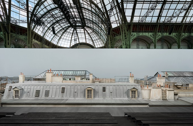 Show Decor – Chanel Spring Summer 2020