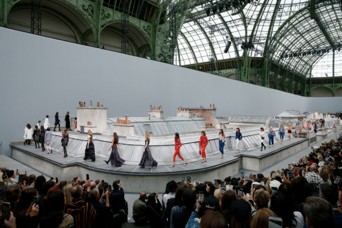 Chanel Spring-Summer 2020 Collection Paris
