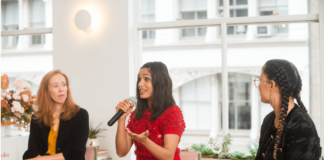 Clarks con Freida Pinto & Girl Rising per celebrare l'International Day of The Girl