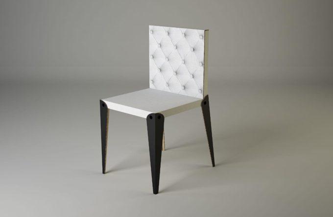 DESEDA segna un nuovo primato per il design italiano, bello, funzionale e …di cartone