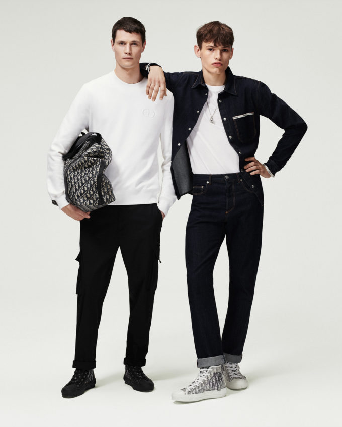 The Dior Essentials Men's Line