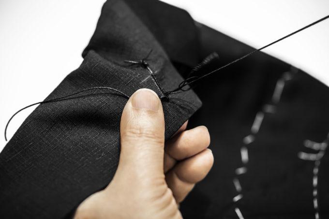 The Savoir-Faire behind the Tailleur Oblique Suit