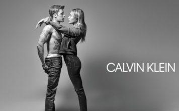 Hailey Baldwin & Justin Bieber Strip Down for Calvin Klein #CK50