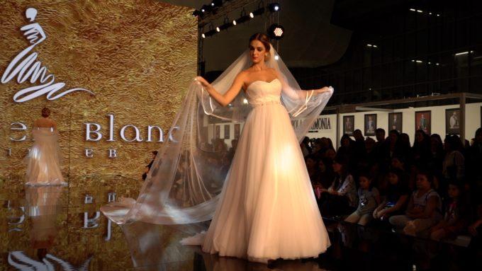 Sfilata La Vie En Blanc Roma Sposa 2019
