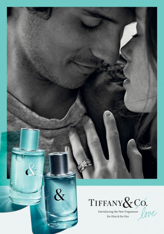 Tiffany & Co. Announces Tiffany & Love, The New Fragrances For Him And For Her