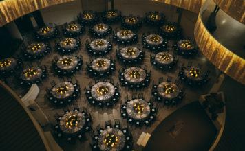 Dior presents the Dinner of theGuggenheim International Gala 2019