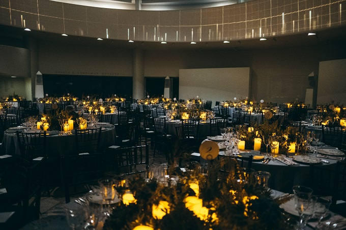 Dior presents the Dinner of the Guggenheim International Gala 2019