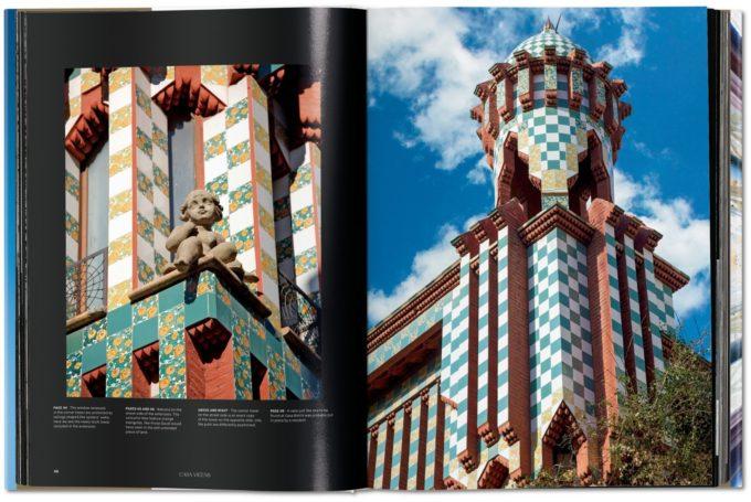 Gaudí. The Complete Works - Taschen book