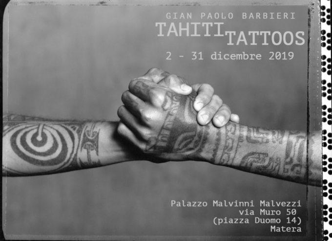 Tahiti TattoosGian Paolo Barbieri | Palazzo Malvinni Malvezzi, Matera.