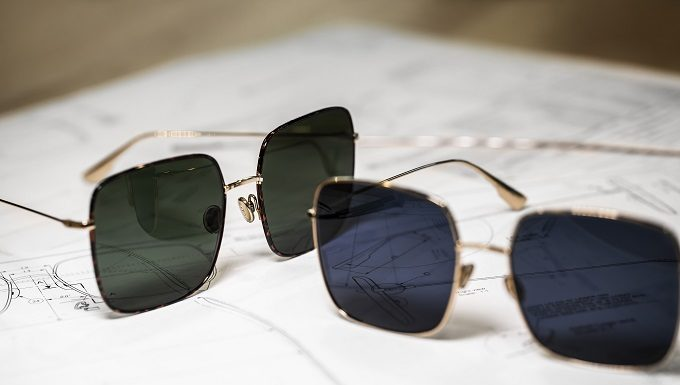 The Savoir-Faire behind its DiorStellaire1 sunglasses