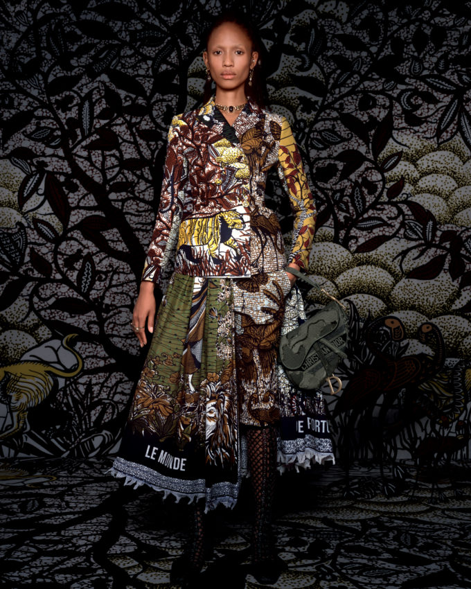 Dior presents the Cruise Camouflage