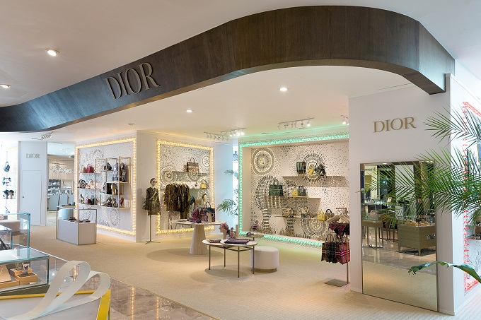 Dior Pops Up in Tulum and Cancun