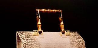 A La Rinascente in vendita le luxury bags dell'architetto Hussain Harba