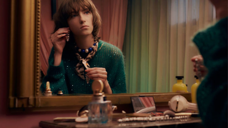 Miu Miu The Holiday Spirit 2019 Ad Campaign
