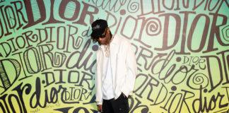 Travis Scott: First Look at the Dior x Air Jordan 1