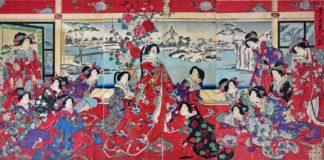 La magia del Giappone in Villa Reale a Monza