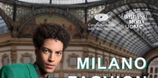 FUJIFILM GFX 100 chiamata allo scatto dal fotografo Stefano Guindaniper la Fashion Week