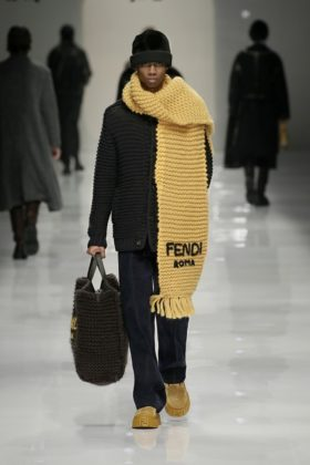 Fendi Men's Collection Fall/Winter 2020-2021