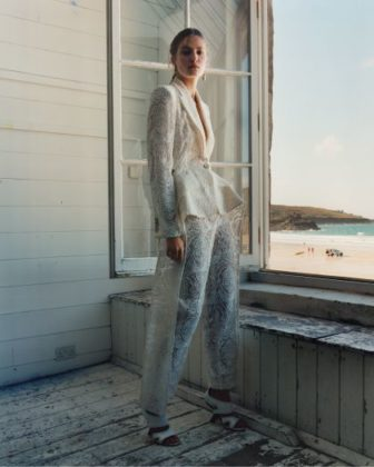 Alexander McQueen Spring 2020 Campaign