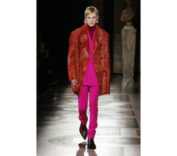 Berluti Menswear Fall Winter 2020 Paris Fashionpress.it